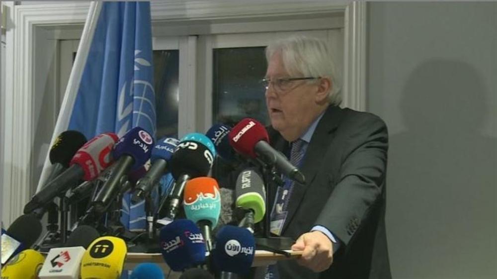 غريفيث: استهداف أعضاء البرلمان والمناطق المدنية أمر غير مقبول