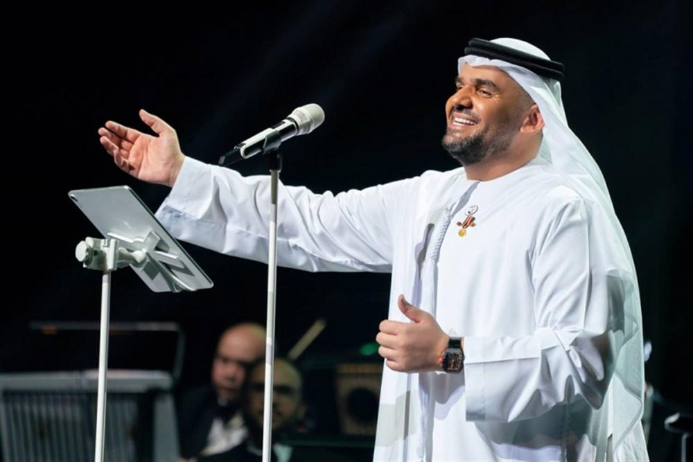 فنان ذائع الصيت ارتبطت أغانيه بالأحداث الكبيرة .. حسين الجسمي جالب الشؤم