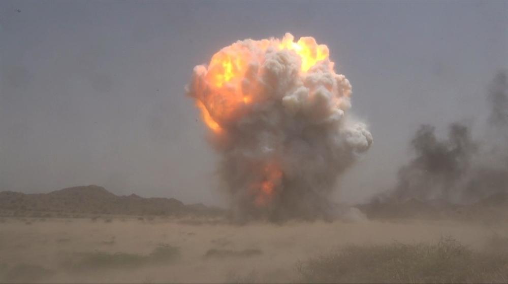 إتلاف مليون و400 ألف صاعق تفجير كانت في طريقها للحوثيين.. (صورة)